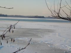 Winter in Loosdrecht